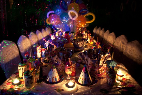 decorate a party