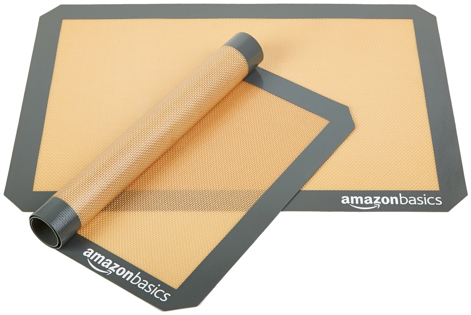 Amazonbasics Silicone Baking Mat 2 Pack Party Supply