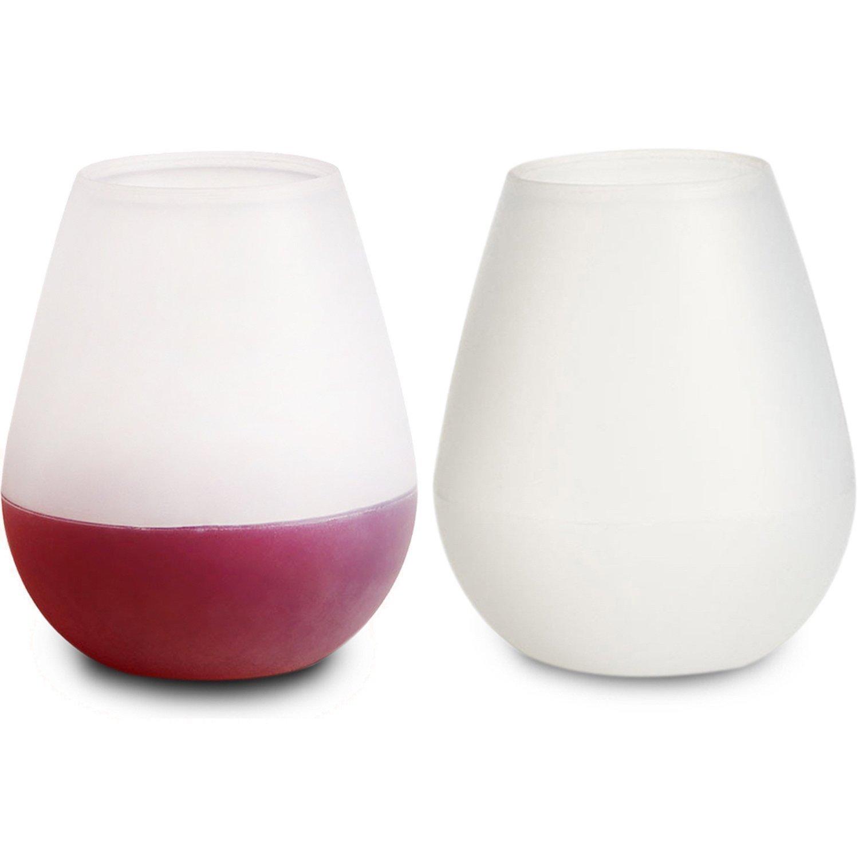 freshlove silicone wine glasses