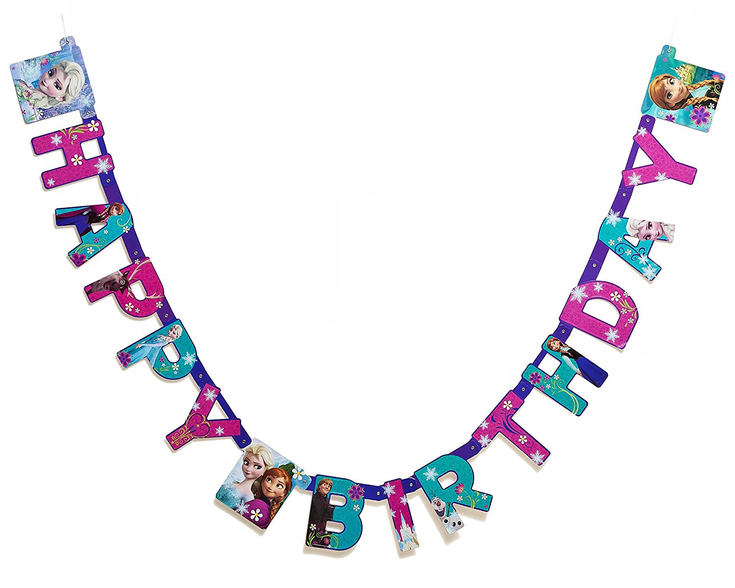 frozen birthday party banner party supplies � party