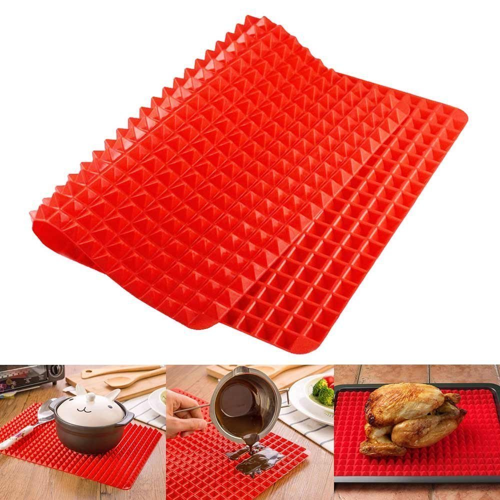 Kyson Silicone Non Stick Healthy Cooking Baking Mat