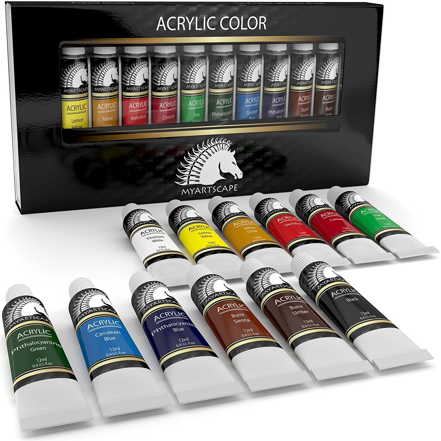 Best Brand Of Acrylic Paint For Nail Art