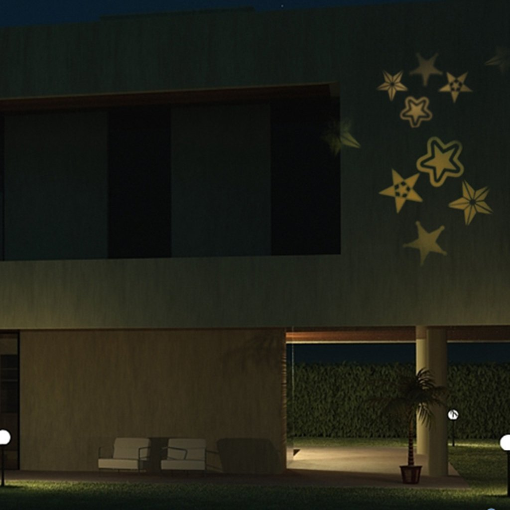 Outdoor Christmas Projector Light