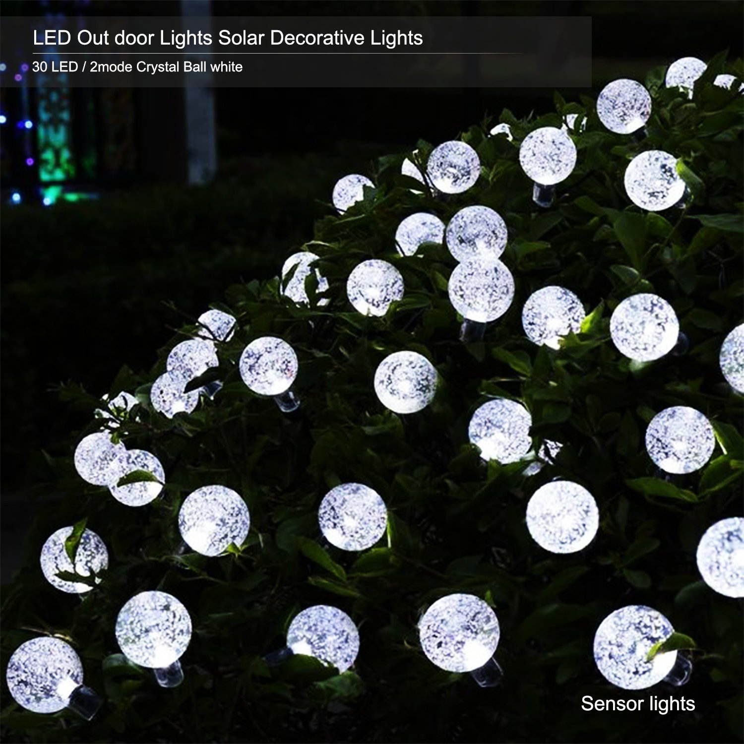 Solar Christmas Lights For Sale