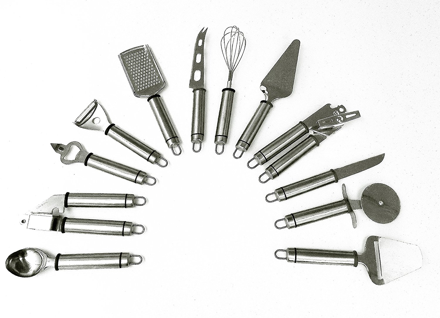 Deluxe Kitchen Gadget Tools Set Made With Food Grade 304
