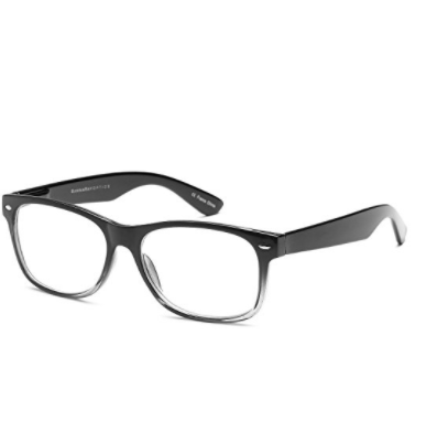 fd39e6148ec Gamma Ray Deluxe Reading Glasses with Spring Hinge Readers for Comfort fit  Men and Women – Choose Your Magnification