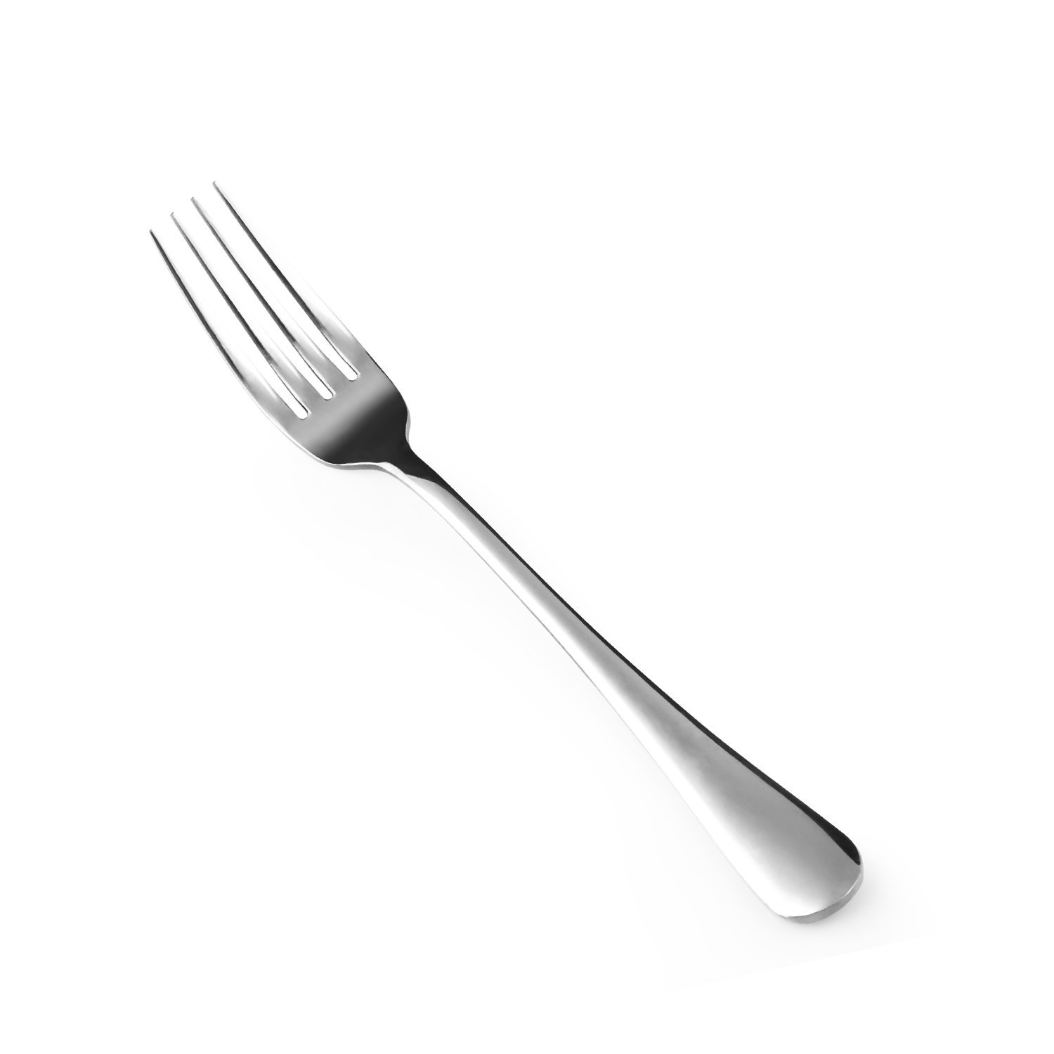 Hiware 12-piece Good Stainless Steel Dinner Forks Cutlery