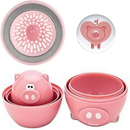 Joie Oink Oink Kitchen Gadgets Set Of 12