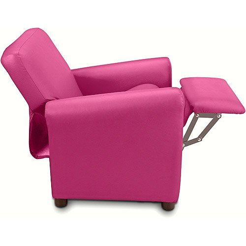 Crew Furniture 649670 Urban Child Recliner Magenta Party