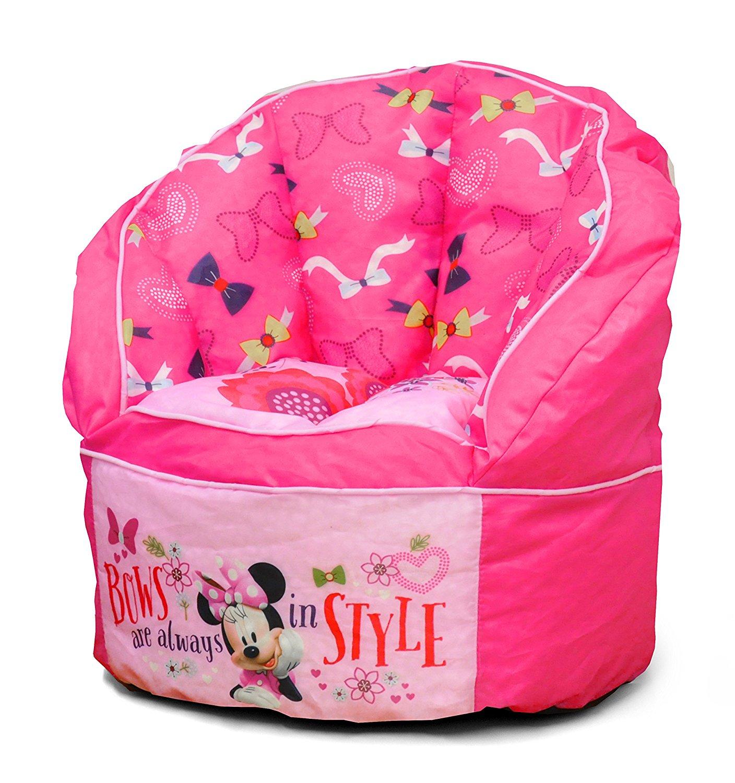 disney minnie toddler bean bag chair pink bean bag chair