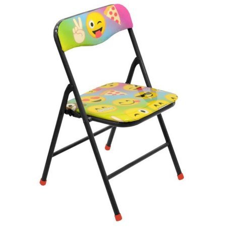 Emoji 3 Piece Table And Chair Set Party Supply Factory