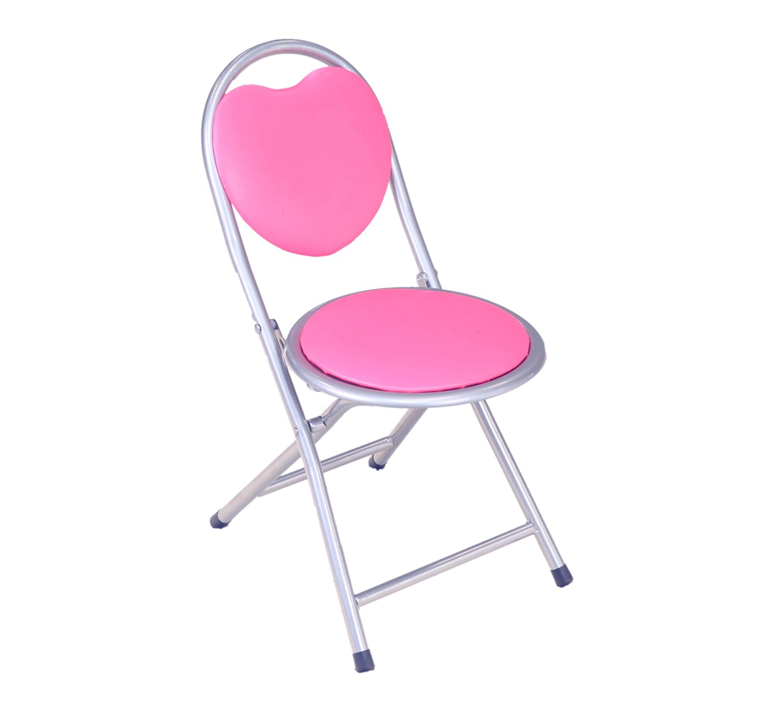 Frenchi Home Furnishing Kids Metal Folding Chair Pink – Party Supply Factory