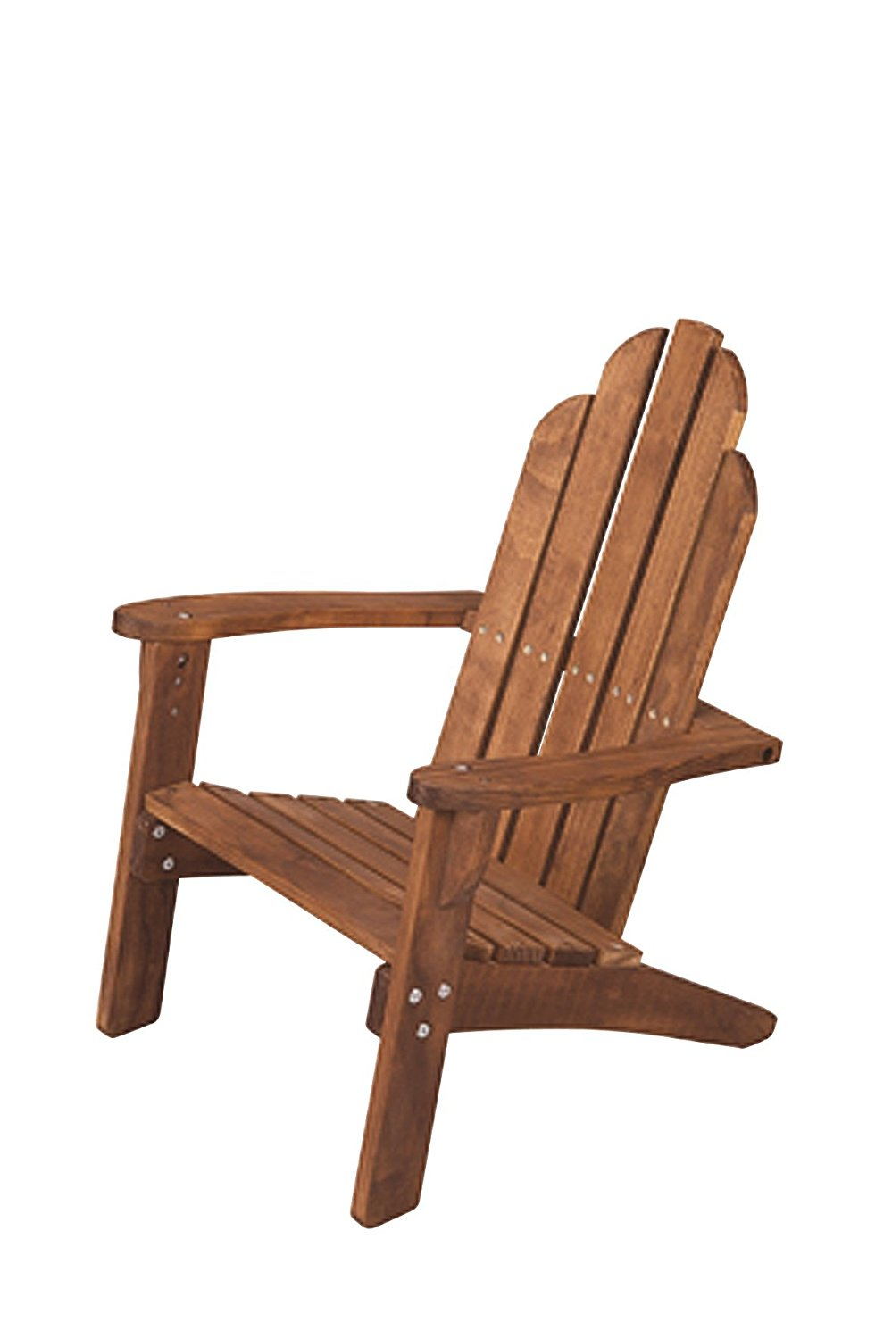 Maxim Child S Adirondack Chair Kids Outdoor Wood Patio Furniture For Backyard Lawn Deck