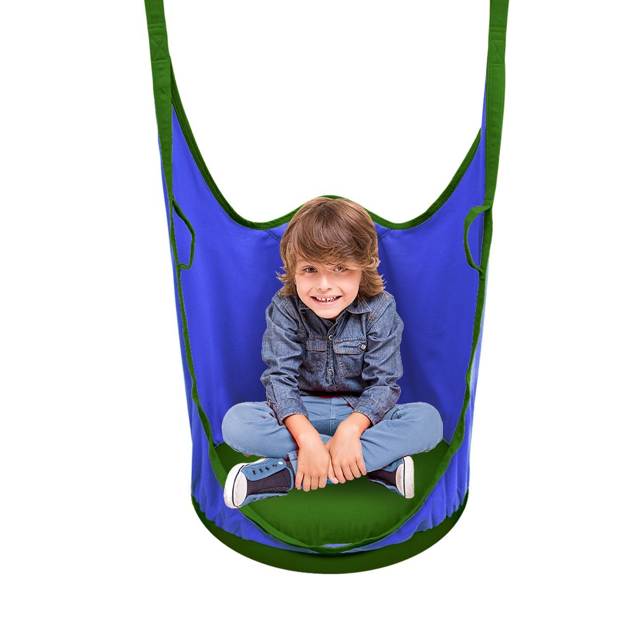 Sorbus Kids Pod Swing Chair Nook Hanging Seat Hammock