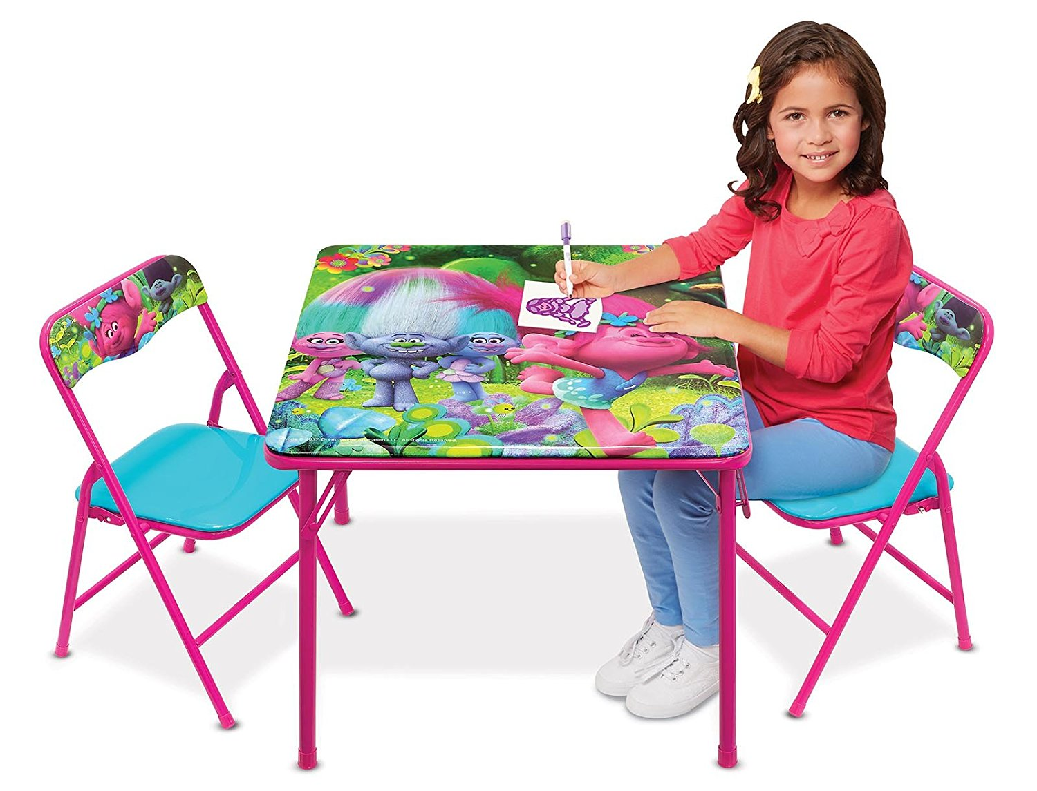 Tolls Trolls Activity Table Set