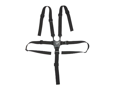 Universal Baby 5 Point Safety Harness Belt For Stroller