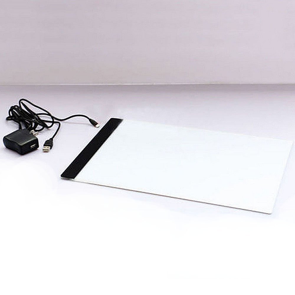 Other Drawing Supplies A4 Drawing Table LED Light Stencil Art Board